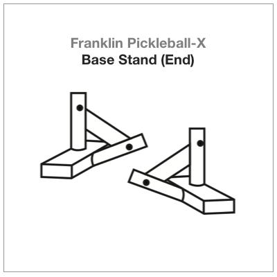 Franklin Pickleball-X Base Stand (End)