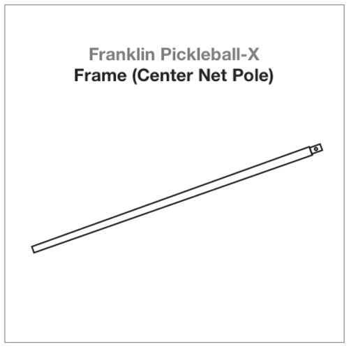 Franklin Pickleball-X Frame (Center Net Pole)