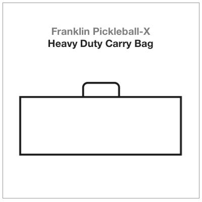 Franklin Pickleball-X Heavy Duty Carry Bag