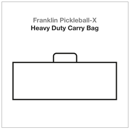 Franklin Pickleball-X Heavy Duty Carry Bag