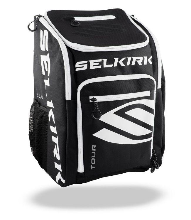 Selkirk 2021 Tour Backpack Svart