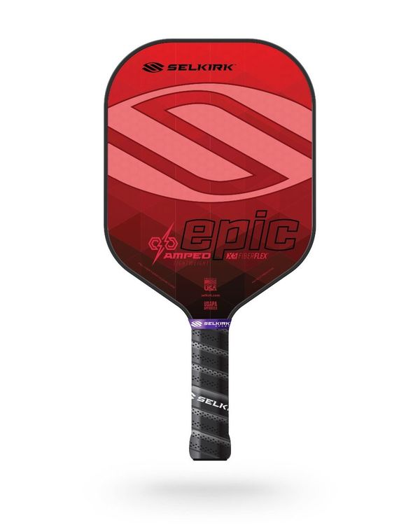 Selkirk 2021 Amped Epic Lightweight Red