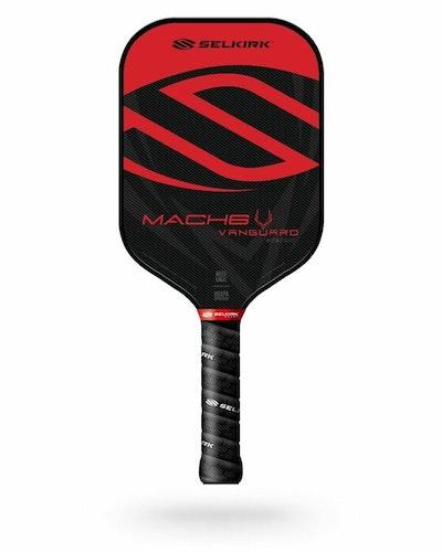 Selkirk Vanguard Hybrid Mach6 Midweight Röd/Svart