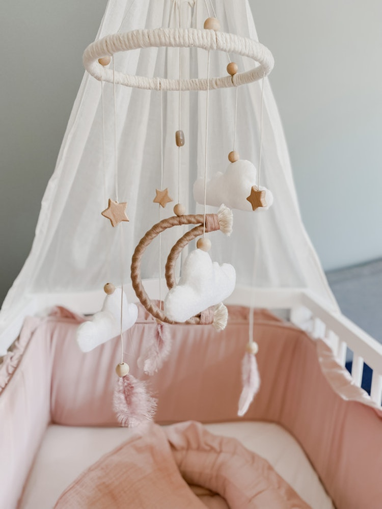 Uro rosa måne / custom order