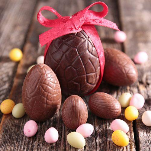 Chokladformar Chokladägg Large
