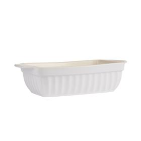 Brödform Mynte Pure White