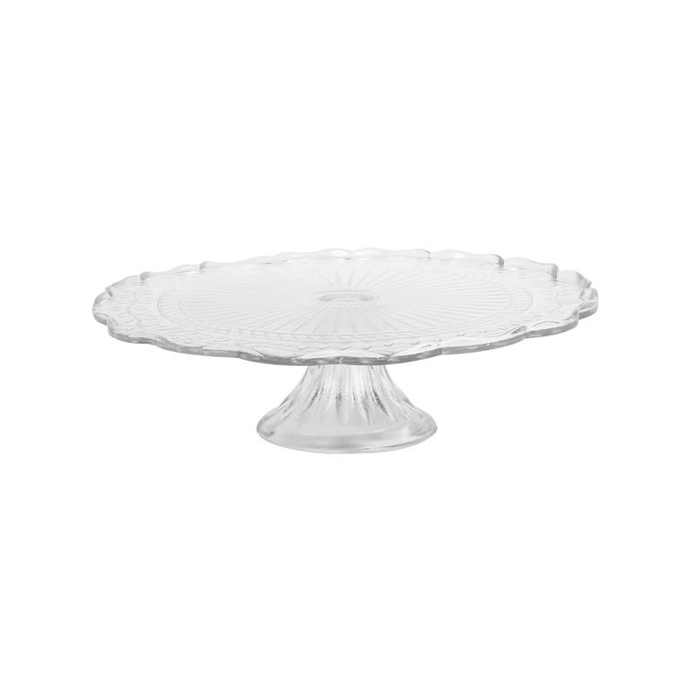 Tårtfat Glas 30 cm IB Laursen