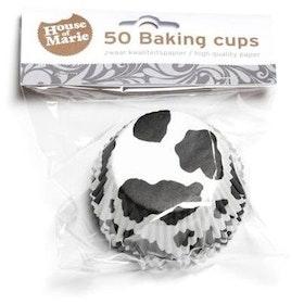 Muffinsformar Svarta Kofläckar