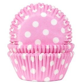 Muffinsformar Prickiga Rosa