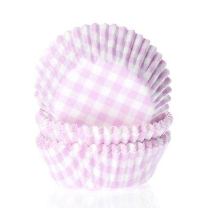 Minimuffinsformar Rutiga Rosa