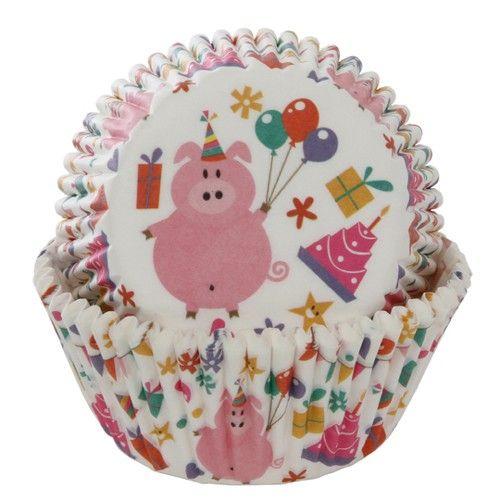 Muffinsformar Party Animal