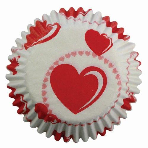 Muffinsformar Hjärta