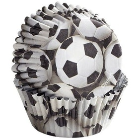 Muffinsformar Fotboll