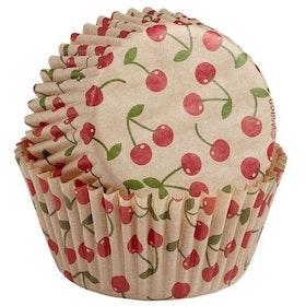 Muffinsformar Oblekta Körsbär