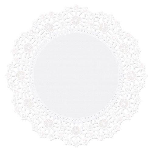 Tårtpapper 25 cm 10-pack