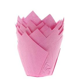 Muffinsformar Tulip Rosa