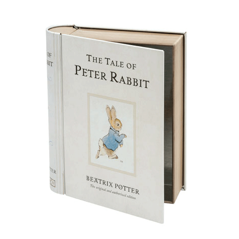Bokburk Peter Rabbit