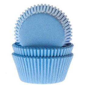 Minimuffinsformar Himmelsblå