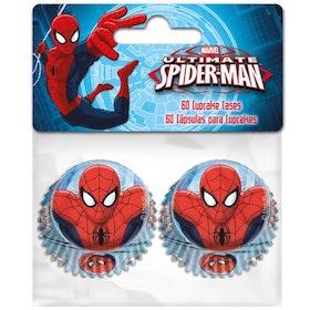 Minimuffinsformar Spindelmannen
