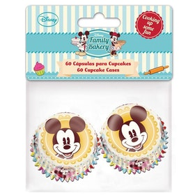 Minimuffinsformar Disney Musse Pigg