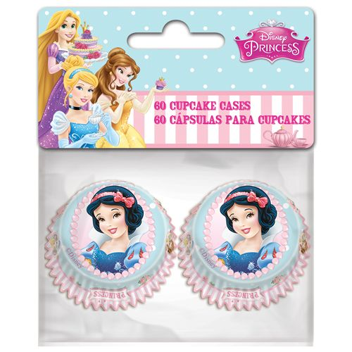 Minimuffinsformar Disney Prinsessor