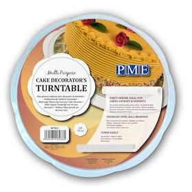 PME Roterbart Tårtfat