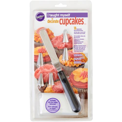 Startset Dekorera Cupcakes
