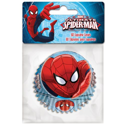 Muffinsformar Spindelmannen