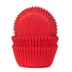 Minimuffinsformar Röda