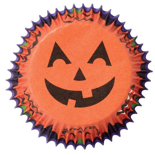 Bakformar Halloween Pumpa