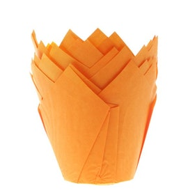 Muffinsformar Tulip Orange