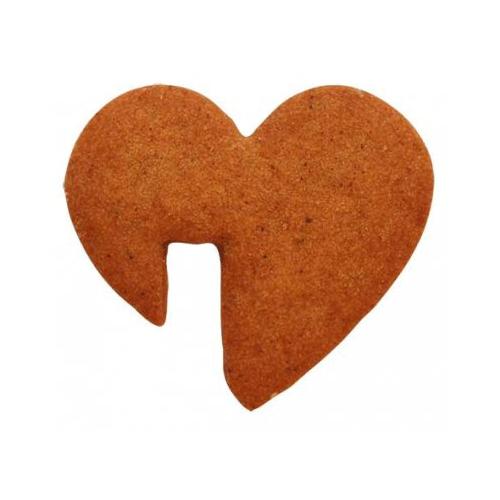 Pepparkaksform Hjärta på mugg