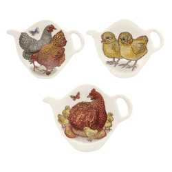 Tepåsefat Kycklingar 3 st
