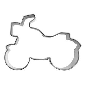 Pepparkaksform Motorcykel