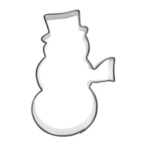 Pepparkaksform Snögubbe