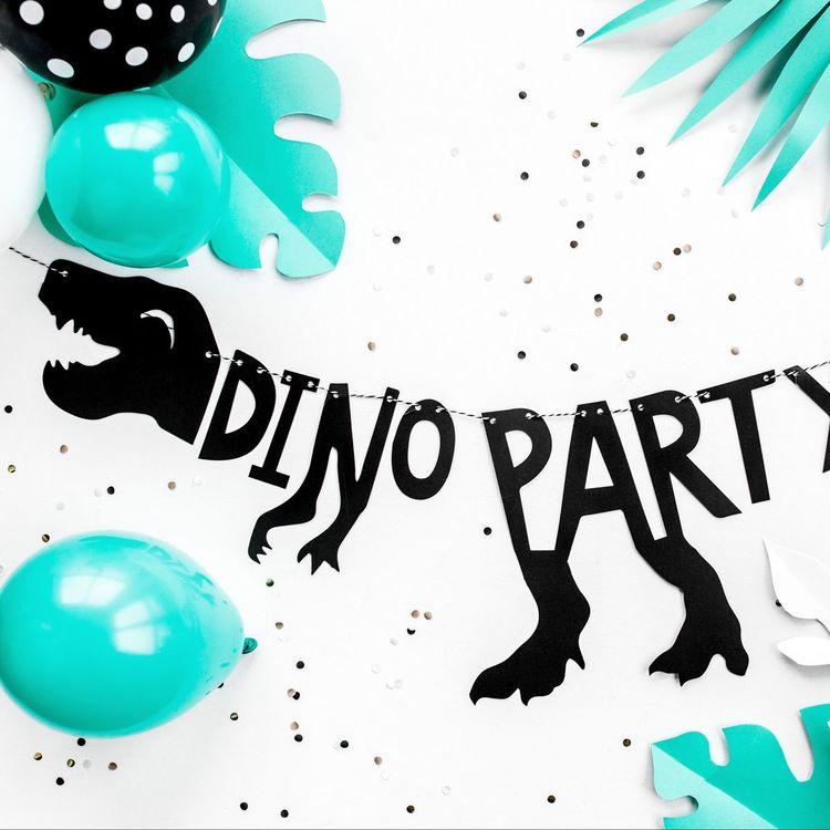 Girlang Dino Party