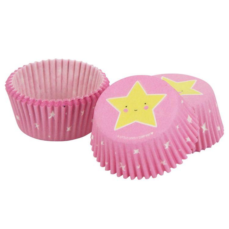 Muffinsformar Stjärna