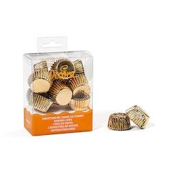 Ischokladformar Guld 180 st