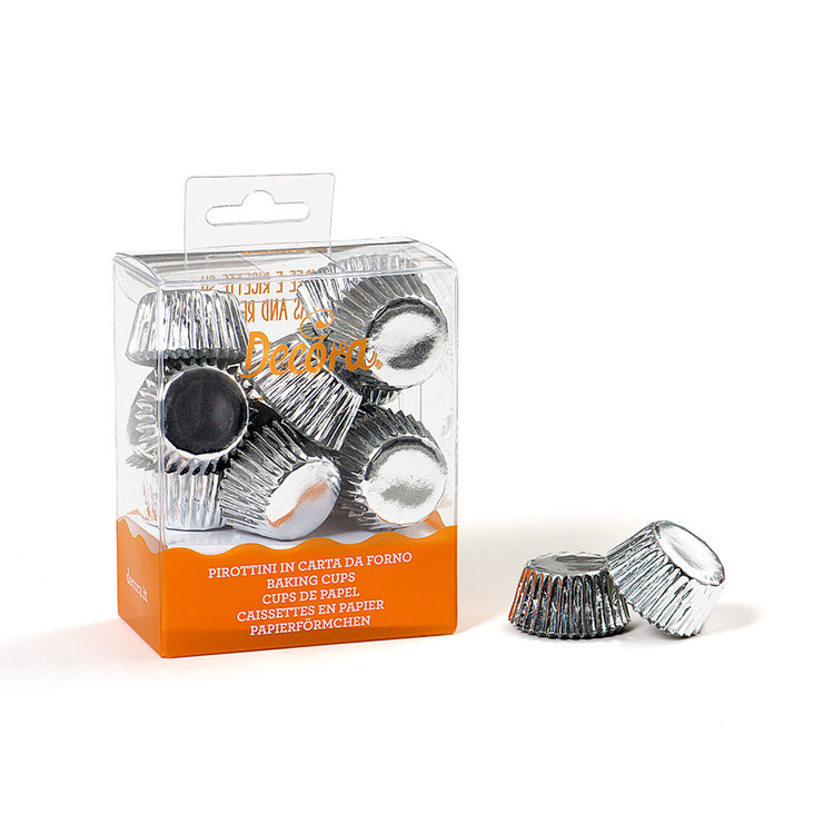 Pralinformar Silver 180 st