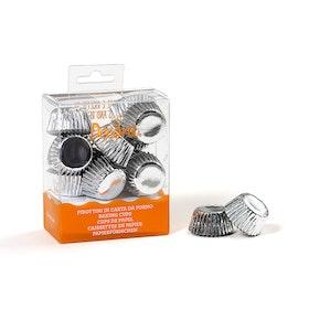 Ischokladformar Silver 180 st