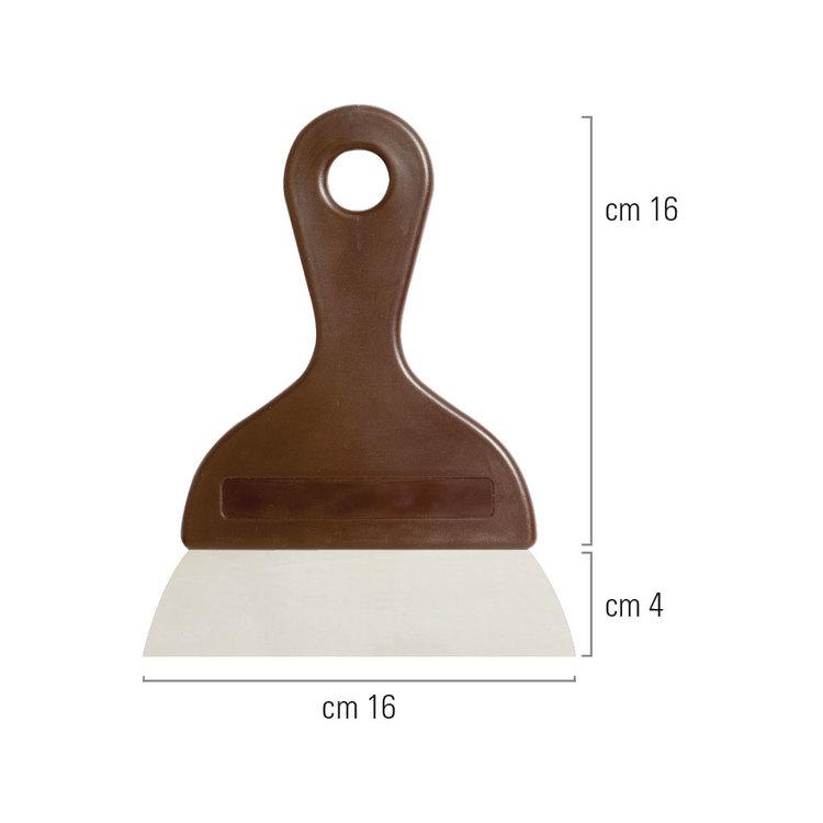 Chokladskrapa 16 cm