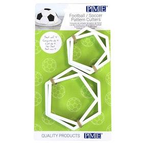 Utstickare Fotboll 4 st