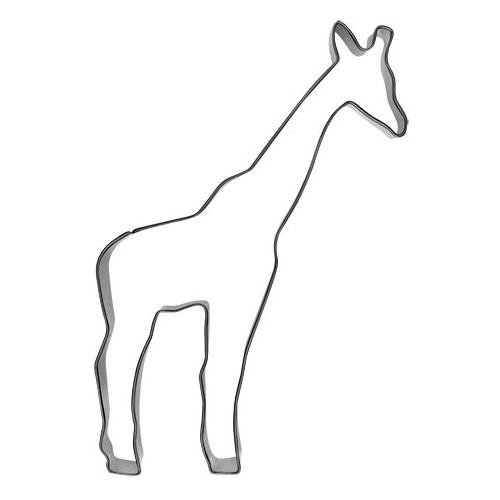 Pepparkaksform Giraff