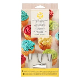 Cupcake Dekorationsset 12 delar