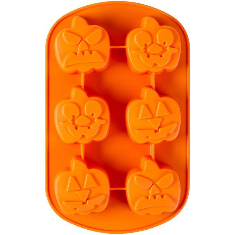 Wilton Bakform i Silikon Halloween Pumpa Mini