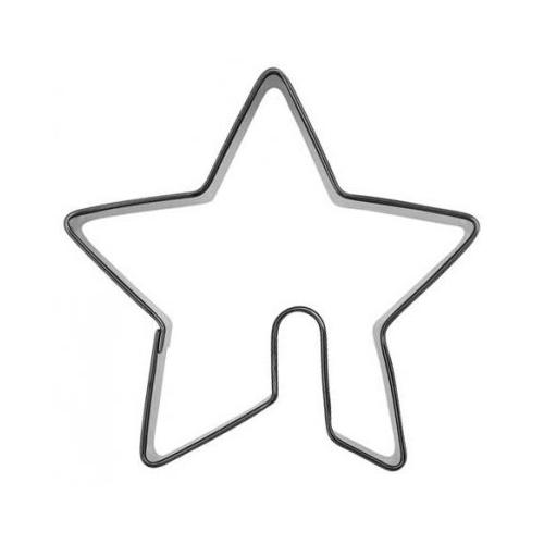 Pepparkaksform Stjärna på mugg