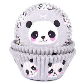 Muffinsformar Panda