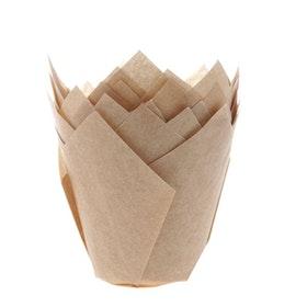 Muffinsformar Tulip Oblekta