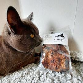 Kattgott närproducerat kattgodis OXLUNGA