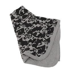 Marbäck - Blanket Grey Jaquard